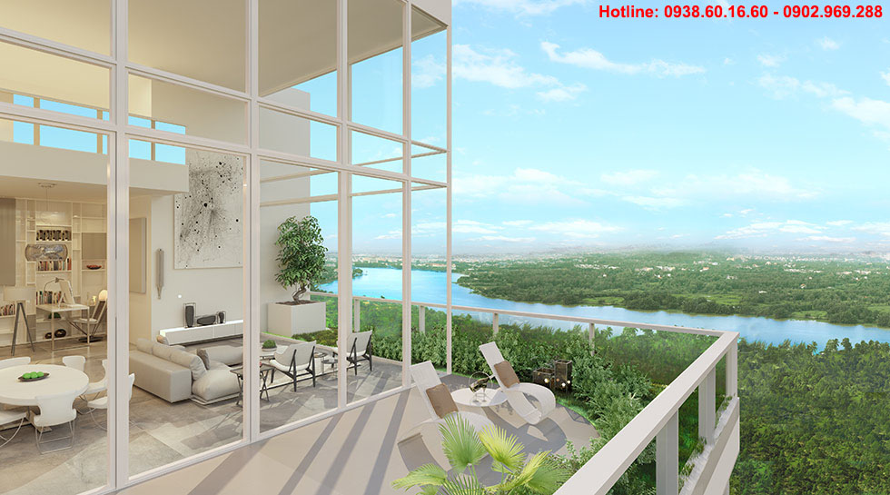 Vinhomes Central Park view quận 2